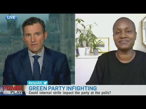 One-on-one with Green Party Leader Annamie Paul