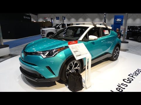 2018 Toyota C-HR - Motor Show Take Review