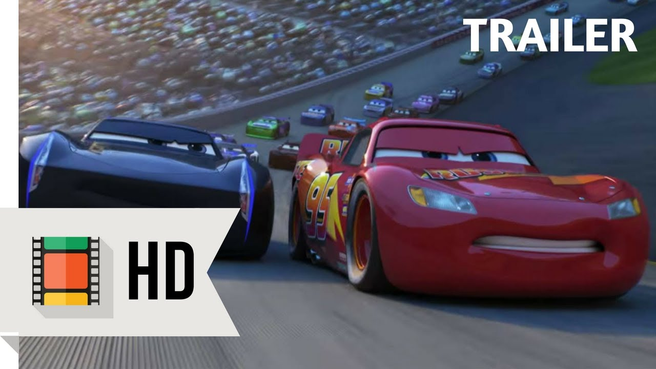Cars 3: #1 [2017] | Videoclips Trailers - YouTube