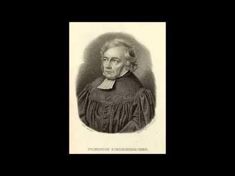 Stationen des Protestantismus 2 Friedrich Daniel Ernst Schleiermacher 1768 - 1834