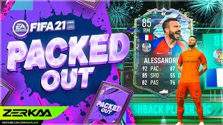 Best NEW Winger For Our Team! *Alessandrini* (Packed Out #41) (FIFA 21 Ultimate Team)