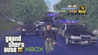 Grand Theft Auto III [XBOX] Free Roam Gameplay #2 [1080p]