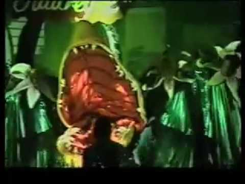 Little Shop of Horrors Rental Costumes and Puppets: Audrey II ...