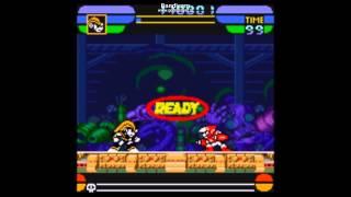 ロックマン バトルu0026ファイターズをプレイ!!(ロックマンパワーバトル)