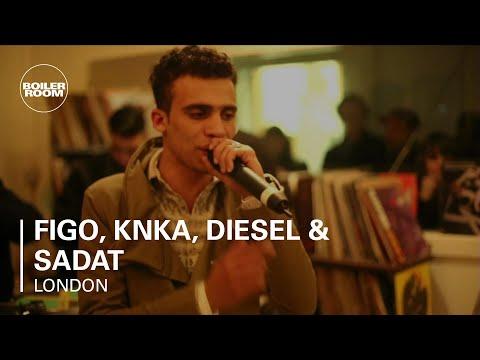 Rinse x 100 Copies present Cairo Calling: Figo, Knka, Diesel & Sadat Boiler Room London Live Set