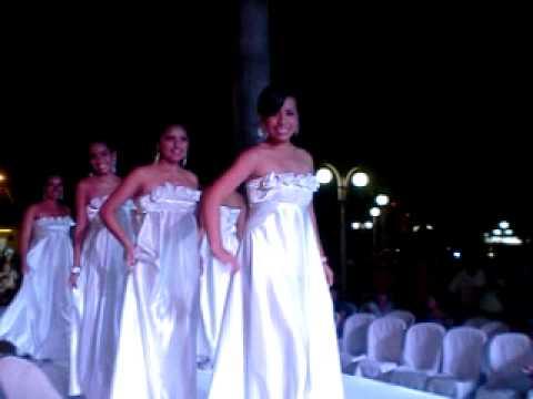 Coronación de la Reina Obispo Santistevan 2012 - Luthcelia I - video 2