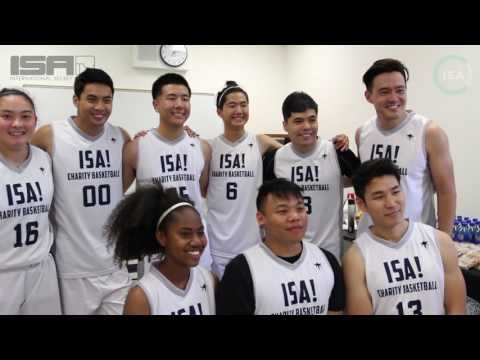 ISA Charity Basketball Game Bay Area Recap!
