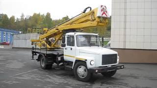 Автовышка ВС-22Т-01 (ПСС-141.22Э)