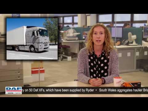 A Week in Trucks bulletin – New MAN truck spotted in Spain