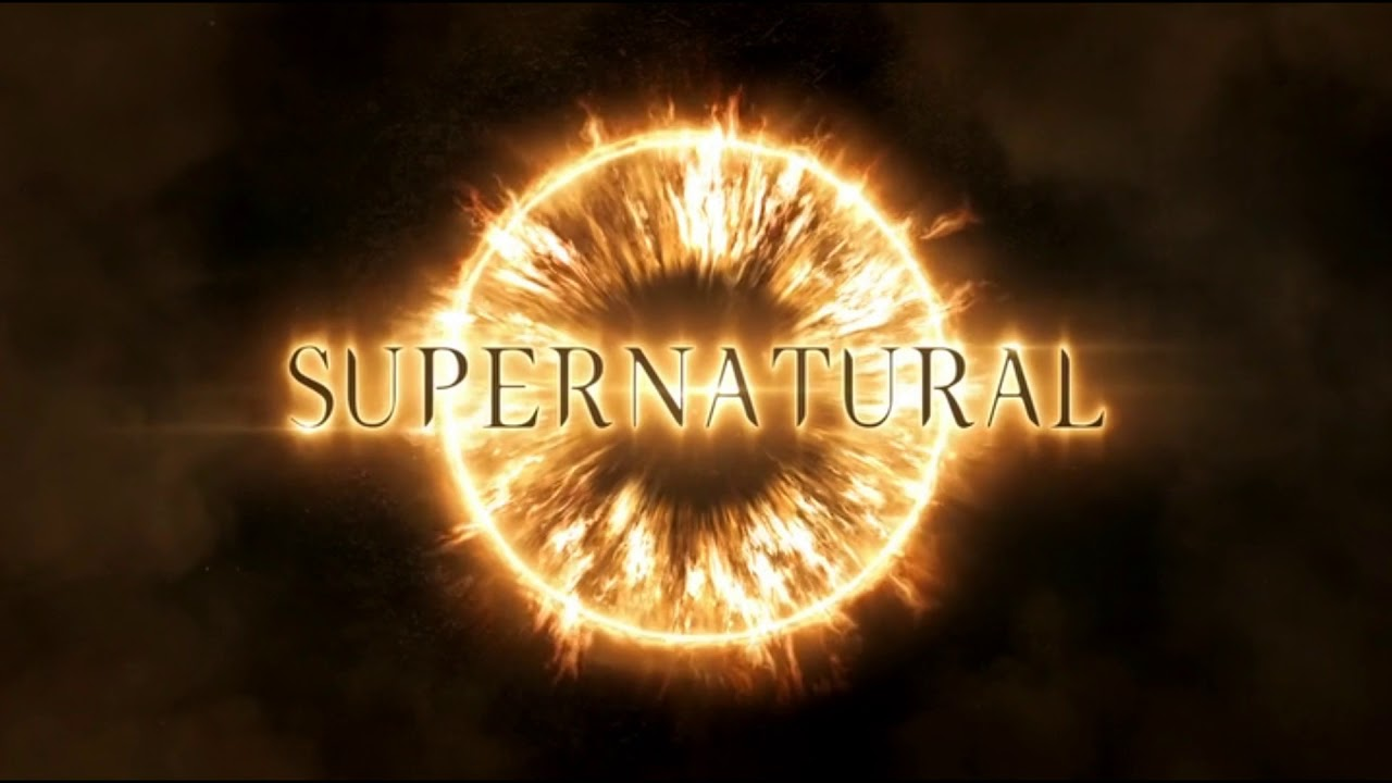 Supernatural season 13 official opening title youtube - Supernatural season 8 title card ...