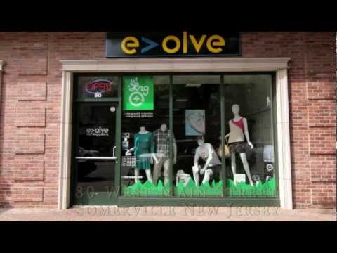 Evolve Clothing Gallery Commercial