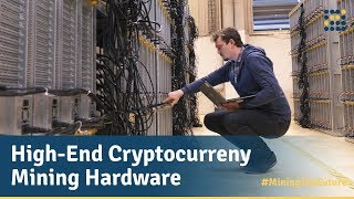 High-End Cryptocurrency Mining Hardware / Genesis Mining #MiningTheFuture - The Series Episode 2