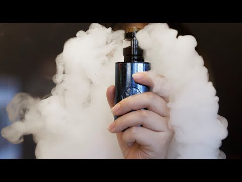 Concerns about vaping grow with its popularity