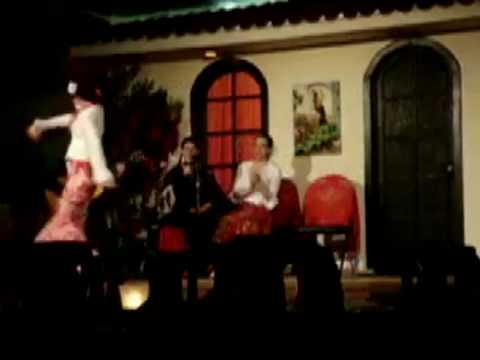 Noelia La Morocha: Alegrias-Sabor a La Caleta | Toronto Flamenco Festival