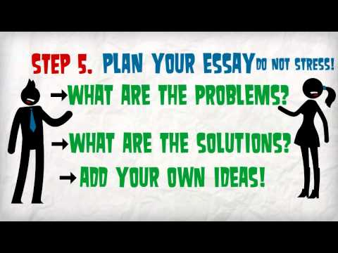 Problem-solution essay: 10 steps for success