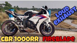 My New Bike | CBR 1000RR Fireblade