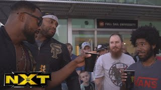 "Street Profits spread ""street knowledge"" to the NXT Universe: Exclusive, Dec. 13, 2017"