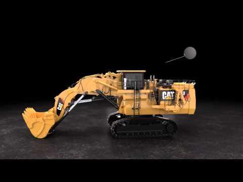 Система TriPower для гидравлических карьерных экскаваторов Cat®