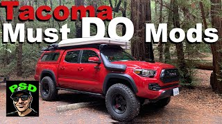 Build a Very Capable Toyota Tacoma in 4K!