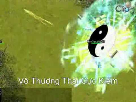 Skill Tran Phai Vo Lam II - Clip.vn.flv