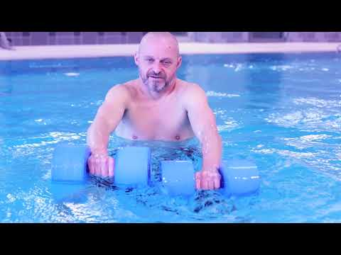 "Video: Sport-Thieme® ""Sportime"" Aqua Jogging Dumbbells"