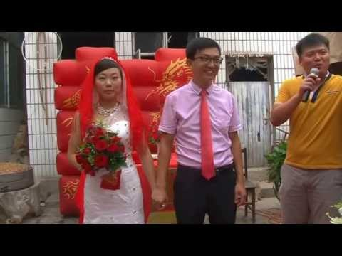 CHINESE TRADITIONAL COMMON GOLDKING'S WEDDING LOCATION IN SHANDONG PROVINCE!