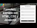 Validación de Formularios con JavaScript - #jonmircha ...