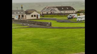 A view around Nagles Campsite and Doolin