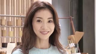君島十和子著『私が決めてきたこと』 表紙・口絵の写真撮影中の君島さんに密着取材! 君島十和子 検索動画 3