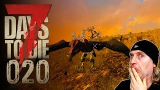 🔨 7 Days to Die [020] [Fliegende Brathähnchen] Let's Play Gameplay Deutsch German thumbnail