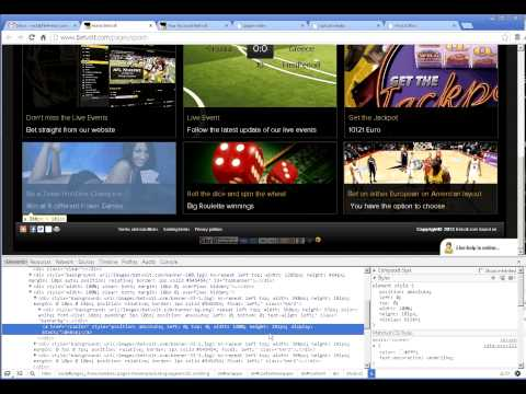 Sportsbook and casino content management system