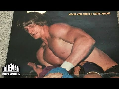Black Bart - When Kevin Von Erich No Sold During Our Match In WCCW