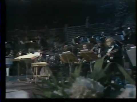 Bert Kaempfert live at the Royal Albert Hall (22.04.1974 - part 1/4)