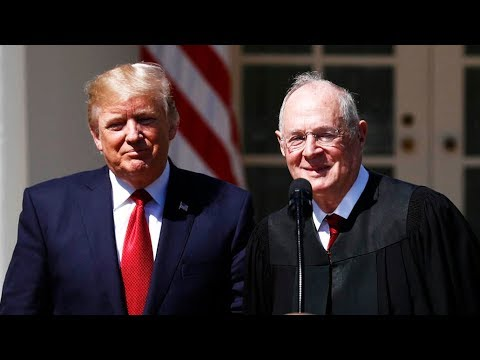 Is Justice Kennedy Resigning This Summer?