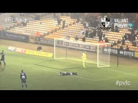Mitre Goal Of The Year: Goal E - Michael Brown vs. Rochdale