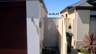 Aluminium Fence Slats Perth
