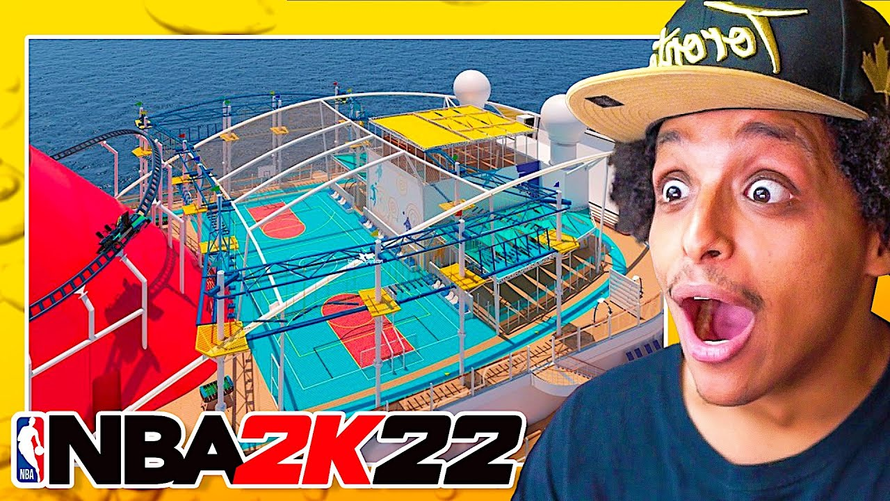 NBA 2K22 IS CHANGING... LITERALLY EVERYTHING