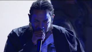 Kendrick Lamar Opens the 2018 Grammy Awards | Performance Clip