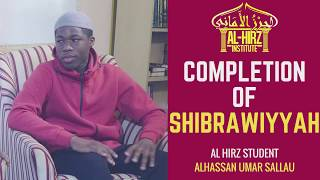 Alhassan Sallau | Completion of Shibrawiyyah | New 2018