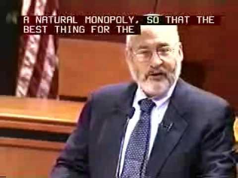 "Joseph Stiglitz ""Engine for Growth"" at FCC"