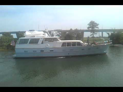 64' Burger Yacht 1968