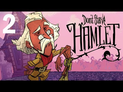 House Decorating with Warbucks! - Don\'t Starve Hamlet Gameplay - Closed Beta - Part 2