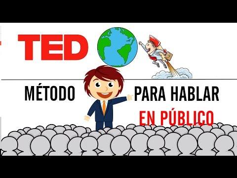 Cómo hablar en público - Método TED para Hablar en Público - J. Donovan