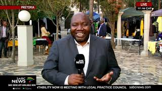 Mzwandile Mbeje previews this weekend's ANC NEC meeting