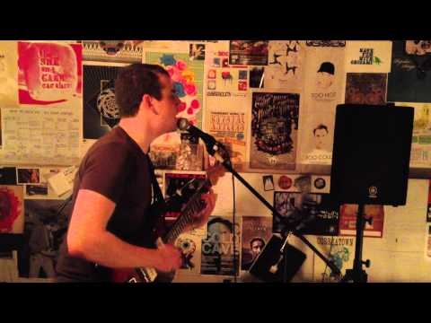 Cymbals Eat Guitars cover Ex Girl Collection (The Wrens) at Origami Vinyl 3/02/2012