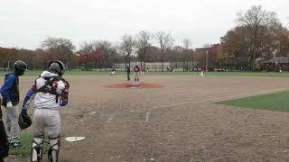 Queens Comets Vs Brooklyn Kings 2018 Fall Baseball 111818  000019