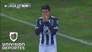 Stefan Medina se come un gol clarísimo | Monterrey vs Tijuana
