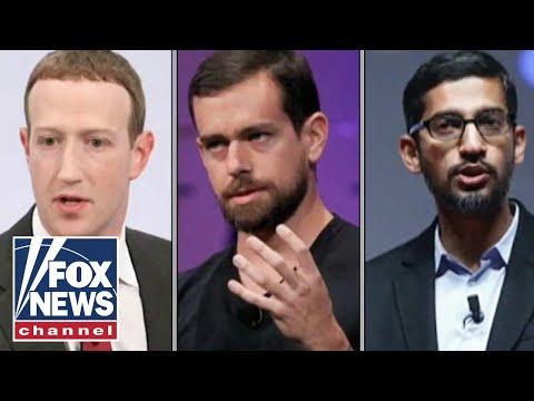 LIVE: Zuckerberg, Dorsey, Pichai testify on misinformation, extremism in big tech