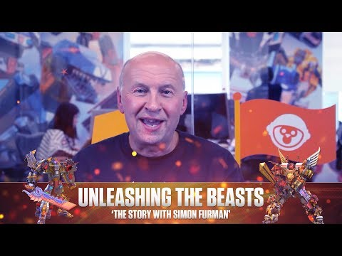 🔥 UNLEASHING THE BEASTS | The Story with Simon Furman