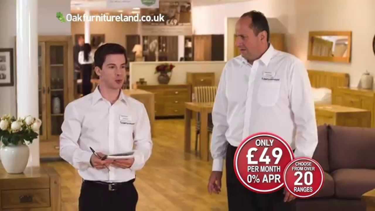 Oak Furniture Land | £49 A Month Living Room   YouTube